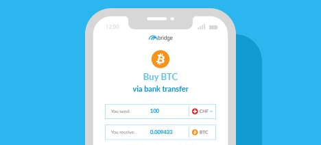 Bridge Wallet Now Supports Bitcoin Thumbnail Image
