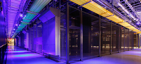 Equinix Datacenter Photo