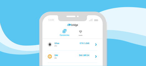How to Create an Ethereum Address with Bridge Wallet Image