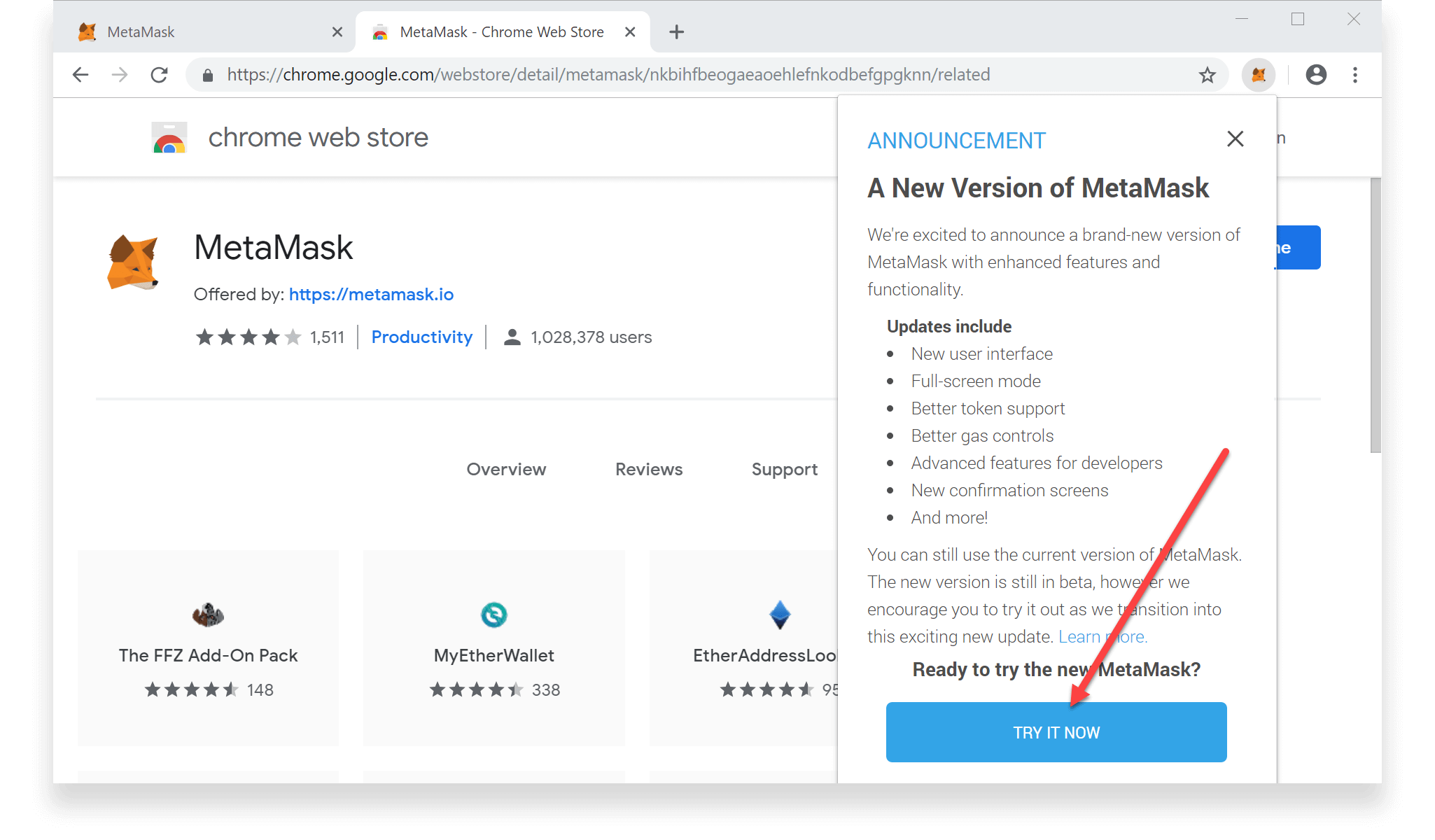 How to Create a MetaMask Wallet - Step 5