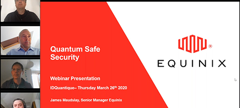 Quantum-Safe Security Webinar Image